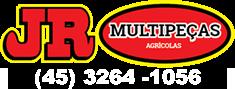 Logotipo da J.R. Multipeças