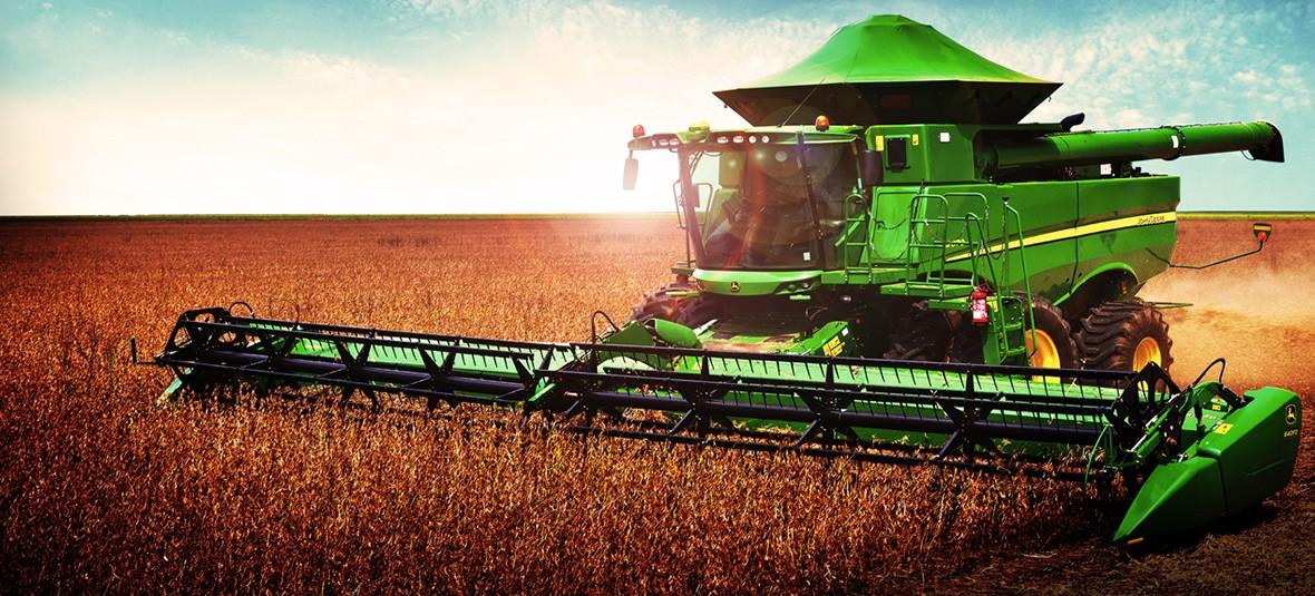Chegando a hora da colheita? A JR Multipeças Agrícolas tem as peças das linhas John Deere para fazer sua revisão!